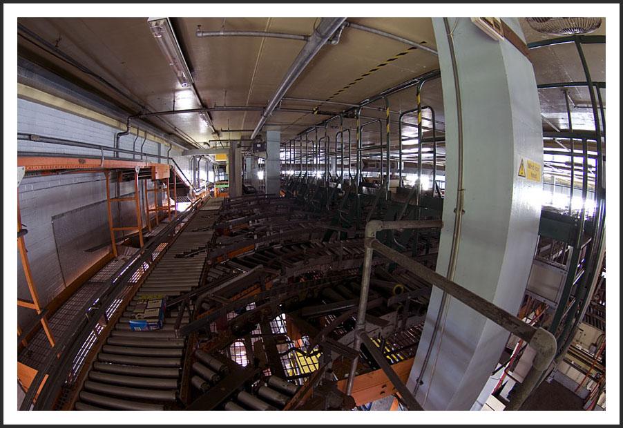 Shredded Wheat Factory